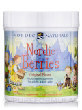 Nordic Berries™, Original Flavor - 120 Gummy Berries