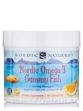 Nordic Omega-3™ Fishies, Tangerine Flavor - 30 Gummies