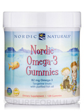 Nordic™ Omega-3 Gummies (Tangerine Treats) 120 Count