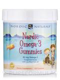 Nordic™ Omega-3 Gummies, Tangerine Flavor - 120 Gummies