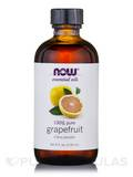 NOW® Essential Oils - Grapefruit Oil (100% Pure) - 4 fl. oz (118 ml)