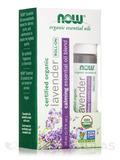 NOW® Organic Essential Oils - Lavender Essential Oil Blend (Roll-on) - 1/3 fl. oz (10 ml)