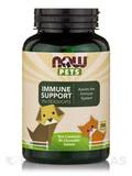 NOW® Pets - Immune Support - 90 Chewable Tablets