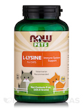 NOW® Pets - L-Lysine Powder for Cats - 8 oz (226.8 Grams)
