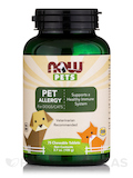 NOW® Pets - Pet Allergy for Dogs/Cats - 75 Chewable Tablets
