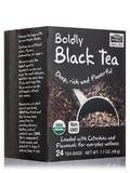 NOW® Real Tea - Boldly Black Tea - Box of 24 Packets
