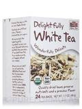 NOW® Real Tea - Delightfully White Tea - Box of 24 Packets