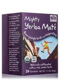 NOW® Real Tea - Mighty Yerba Maté - Box of 24 Packets