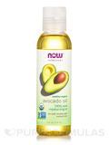 NOW® Solutions - Avocado Oil, Organic - 4 fl. oz (118 ml)