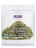 NOW® Solutions - European Clay Powder - 14 oz (397 Grams)