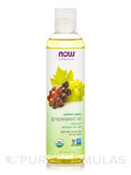 NOW® Solutions - Grapeseed Oil (100% Pure) - 8 fl. oz (237 ml)