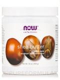 NOW® Solutions - Shea Butter - 16 oz (454 Grams)