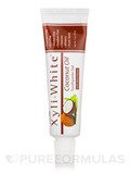 NOW® Solutions - XyliWhite™ Coconut Oil Toothpaste Gel - 1 oz (28 Grams)