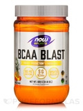 NOW® Sports - BCAA Blast Powder, Tropical Punch Flavor - 21.16 oz (600 Grams)