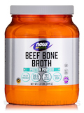NOW® Sports - Beef Bone Broth Powder - 1.2 lbs (544 Grams)