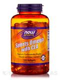 NOW® Sports - Sports Omega with CLA - 120 Softgels
