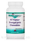 NT Factors™ Energy Lipid - 60 Chewable Tablets