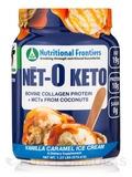 N t-O Keto, Vanilla Caramel Ice Cream - 1.27 lbs (575.4 Grams)