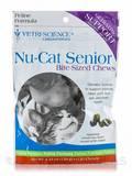Nu-Cat Senior - 120 Bite-Sized Chews