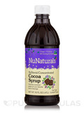 NuStevia® Concentrated Cocoa Syrup - 16 fl. oz