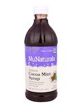 NuStevia Concentrated Cocoa Mint Syrup - 16 fl. oz