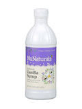 NuStevia Concentrated Vanilla Syrup - 16 fl. oz
