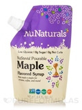 NuStevia Pourable Maple Flavored Syrup - 6.6 fl. oz (0.2 L)