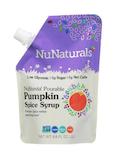 NuStevia Pourable Pumpkin Spice Syrup (Pouch) - 6.6 fl. oz