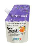 NuStevia Pourable Salted Caramel Flavored Syrup Pouch - 6.6 fl. oz (0.2 L)