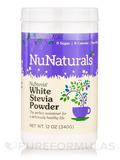 NuStevia White Stevia Powder - 12 oz (340 Grams)