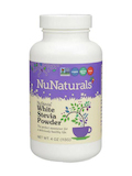NuStevia White Stevia Powder (Jar) - 4 oz (113 Grams)