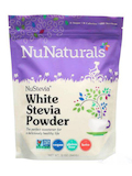 NuStevia White Stevia Powder (Pouch) - 12 oz (340 Grams)
