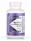Nu-Thera w/o Vitamins A & D -Hypoallergenic - 300 Capsules