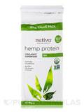 Organic Hemp Protein (15g Per Serving) - 30 oz (851 Grams)