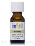 Nutmeg Essential Oil (Rejuvenating) - 0.5 fl. oz (15 ml)