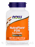 NutraFlora FOS Powder 4 oz (113 Grams)