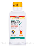 Nutralize Medical Grade Manuka Honey 16+ Natural Ginger Peach Flavor - 6.8 oz (200 ml)