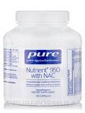 Nutrient 950 with NAC 120 Capsules