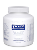 Nutrient 950® with Vitamin K - 180 Capsules