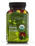 Nutrient-Dense Greens & Fruits - 60 Tablets