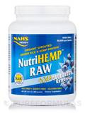 NutriHemp Raw, Wild Blueberry Extreme - 28.2 oz (800 Grams)