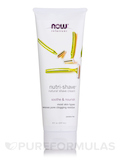 NOW® Solutions - Nutri-Shave Natural Cream - 8 fl. oz (237 ml)