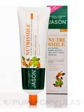 NutriSmile Enamel Defense Anti-Cavity CoQ10 Toothpaste with Flouride (Orange, Cinnamon & Mint 6 oz (