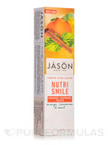 NutriSmile® Enamel Defense Toothpaste (Flouride-Free) Orange, Cinnamon & Mint - 4.2 oz (119 Grams)