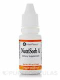Nutrisorb Vitamin A 0.6 oz (17 ml)