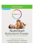 Nutri Start Multivitamin Powder™ - 25 Packets (1.9 oz - 53 Grams Each)