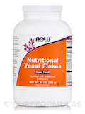 Nutritional Yeast Flakes - 10 oz (284 Grams)