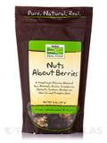 NOW® Real Food - Nuts About Berries - 8 oz (227 Grams)