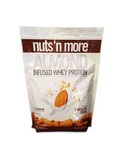 Nuts 'N More Almond Infused Whey Protein Chocolate Creme - 2.1 lb (909 Grams)
