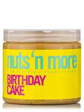 Nuts 'N More Birthday Cake High Protein Peanut Spread - 16 oz (454 Grams)
